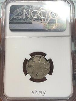 1898 China Silver 10 Cents Fengtien NGC VF 25