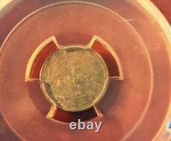 1900 China 5 Cent Kiangnan Dragon Pcgs 143715.5.5536938009