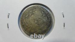 China Chihli Peiyang 1 Chiao (10 Cents) Silver, Yr. 24 / 1898, Y- 62.1, F