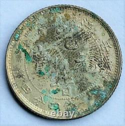 China Kiangnan (1902) Y-143a. 8 LM-249 Silver 20 Cents