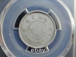 China, Yunnan 20 Cent (1911 15) LM-423, PCGS AU53