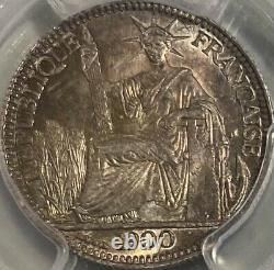 French Indo-China 1900-A 10 Centimes Cents PCGS MS64