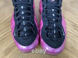 Men's Nike Air Foamposite One Pink Pearl Black Penny Breast Cancer 314996-600