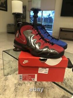 Nike Air Penny 3 Do It For Dez (CU8058-001) Size 9.5 Us Dead Stock Sneakers