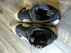 OG 2000 Nike Flightposite 1 B Silver Sz 12 624015 001 Penny Foamposite